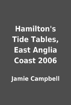 Hamilton's Tide Tables, East Anglia…