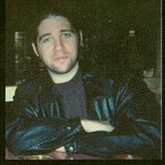 Author photo. Glenn Slade Clark, Jr. photo by Shana Green