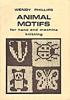 Animal Motifs for hand and machine knitting…