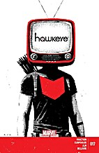Hawkeye #17 by Matt Fraction