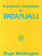 Student's Companion to Patanjali: a…