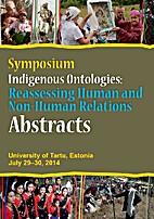 Symposium Indigenous Ontologies :…