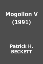 Mogollon V (1991) by Patrick H. BECKETT