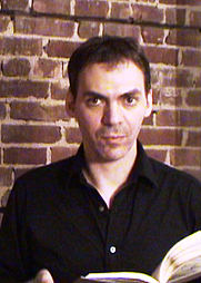 Author photo. Peter Constantine, February 2009 by Wikipedia user Hattak