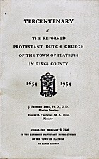 Tercentenary of the Reformed Protestant…