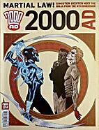 2000 AD # 1744