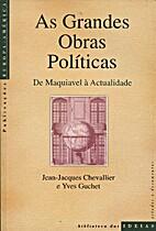 As grandes obras políticas de Maquiavel a…
