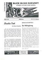 Blick in die Zukunft, 1958, Nr. 18, August,…