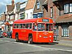RF : London's classic suburban bus by Steve…