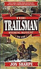 Wyoming Manhunt by Jon Sharpe
