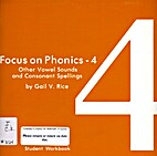 Focus on Phonics-4: Other Vowel Sounds and…