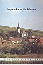 Jugenheim in Rheinhessen. by Hans-Christoph…