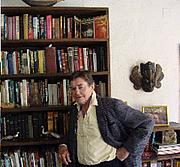 Author photo. John Gordon-Davis