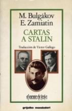 Cartas a Stalin by Mikhail Bulgakov