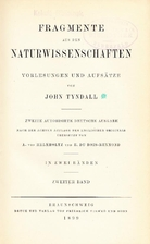 Fragments of Science: Vol. 2 by John Tyndall