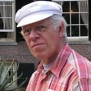 Author photo. Peter Fiedeldij Dop