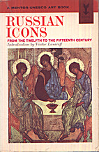Russian icons from the twelfth to the…