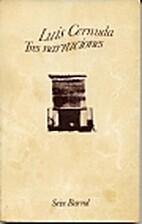 Tres narraciones (Biblioteca breve de…