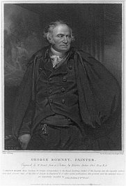 Author photo. George Romney (Painter), Library of Congress