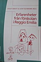 Erfarenheter från förskolan i Reggio…