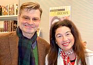 Author photo. Verleger Heinrich Prinz von Hannover und die Autorin Anna Eunike Röhrig zur Vorstellung ihres Buches Die Herzöge von Cambridge in der Buchhandlung DECIUS ... By Foto: Bernd Schwabe in Hannover - Own work, CC BY-SA 3.0, <a href=&quot;https://commons.wikimedia.org/w/index.php?curid=32644349&quot; rel=&quot;nofollow&quot; target=&quot;_top&quot;>https://commons.wikimedia.org/w/index.php?curid=32644349</a>