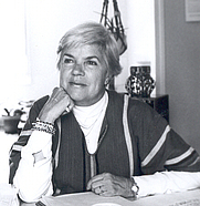 Author photo. Carol Kendall Papers