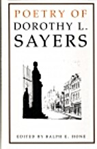 Poetry of Dorothy L. Sayers by Dorothy L.…
