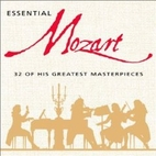 Essential Mozart: 32 Of His Greatest…