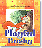 Playful Bushy by Mo Benedicts S