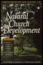 Implementation Guide to Natural Church…