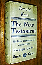 The New Testament (Knox) by Ronald Knox