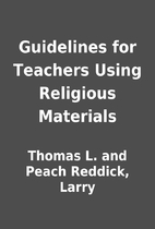 Guidelines for Teachers Using Religious…