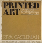 Printed Art: A View of Two Decades by Riva…