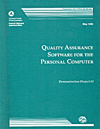 Quality Assurance Software for the Personal…