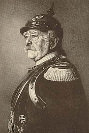 Author photo. Bismarck in 1894<br>Source: &quot;Bismarck&quot;, Walther Stein, ed. <br>(Siegen und Leipzig, 1915)<br> (Scanned by Immanuel Giel, 2005)