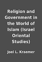 Religion and Government in the World of…