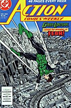 Action Comics # 602 by Roger Stern
