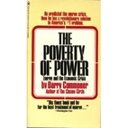 The Poverty of Power: Energy and the…