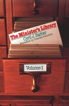 The Minister's Library by Cyril J.…