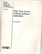 Fifty year canon of solar eclipses,…