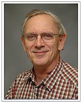 Author photo. Professor Pierre Ramond