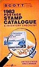 Scott 1983 Postage Stamp Catalogue by Scott…