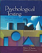 Psychology: Testing and Assessment, 12th ed.
