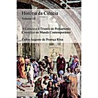 História da Ciência Vol. III 2ª Edição…