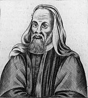 Author photo. Pelagius / 17th C Calvinist Print
