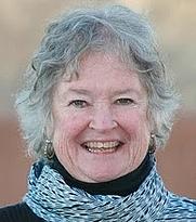 Author photo. Martha Egan
