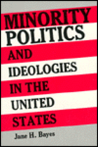 Minority politics and ideologies in the…
