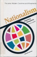 Nationalism: Opposing Viewpoints by Bruno…