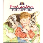 Thank You God for Our World by Regina Press
