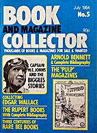 Book and Magazine Collector July 1984 - No.…